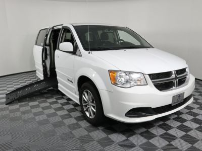 Used Wheelchair Van for Sale - 2017 Dodge Grand Caravan SE Wheelchair Accessible Van VIN: 2C4RDGBG6HR595260