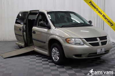 2007 Dodge Grand Caravan Wheelchair Van For Sale -- Thumb #1