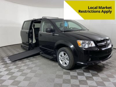 New Wheelchair Van for Sale - 2019 Dodge Grand Caravan SXT Wheelchair Accessible Van VIN: 2C4RDGCG6KR772394