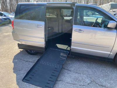 New Wheelchair Van for Sale - 2017 Dodge Grand Caravan SXT Wheelchair Accessible Van VIN: 2C4RDGCG5HR783587
