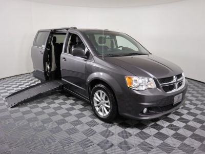 New Wheelchair Van for Sale - 2019 Dodge Grand Caravan SXT Wheelchair Accessible Van VIN: 2C4RDGCG8KR519884
