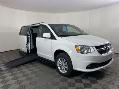 New Wheelchair Van for Sale - 2019 Dodge Grand Caravan SXT Wheelchair Accessible Van VIN: 2C4RDGCG2KR724956