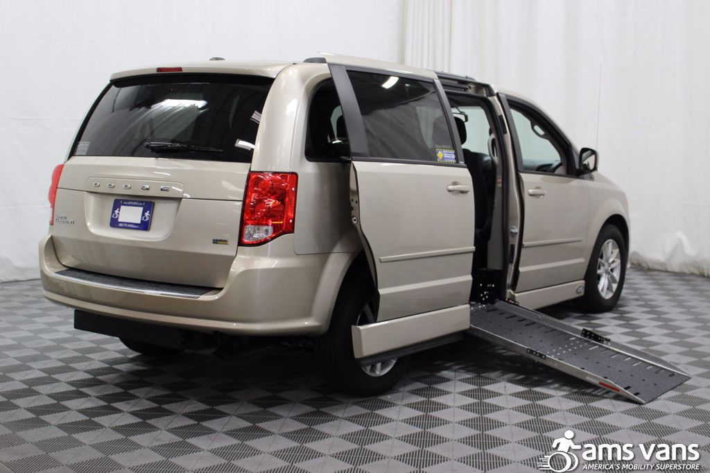 2013 Dodge Grand Caravan SXT Wheelchair Van For Sale #3