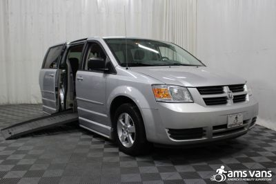 Used 2009 Dodge Grand Caravan SE Wheelchair Van