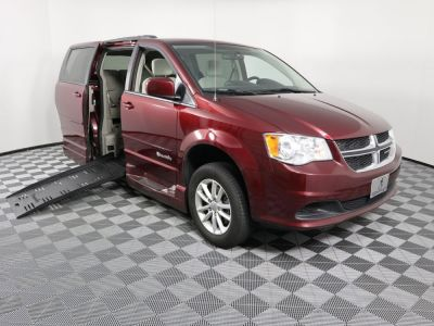 Used Wheelchair Van for Sale - 2016 Dodge Grand Caravan SXT Wheelchair Accessible Van VIN: 2C4RDGCG3GR388726