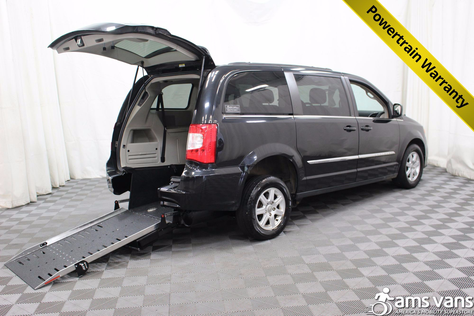 2011 Chrysler Town and Country Touring Wheelchair Van For Sale #1