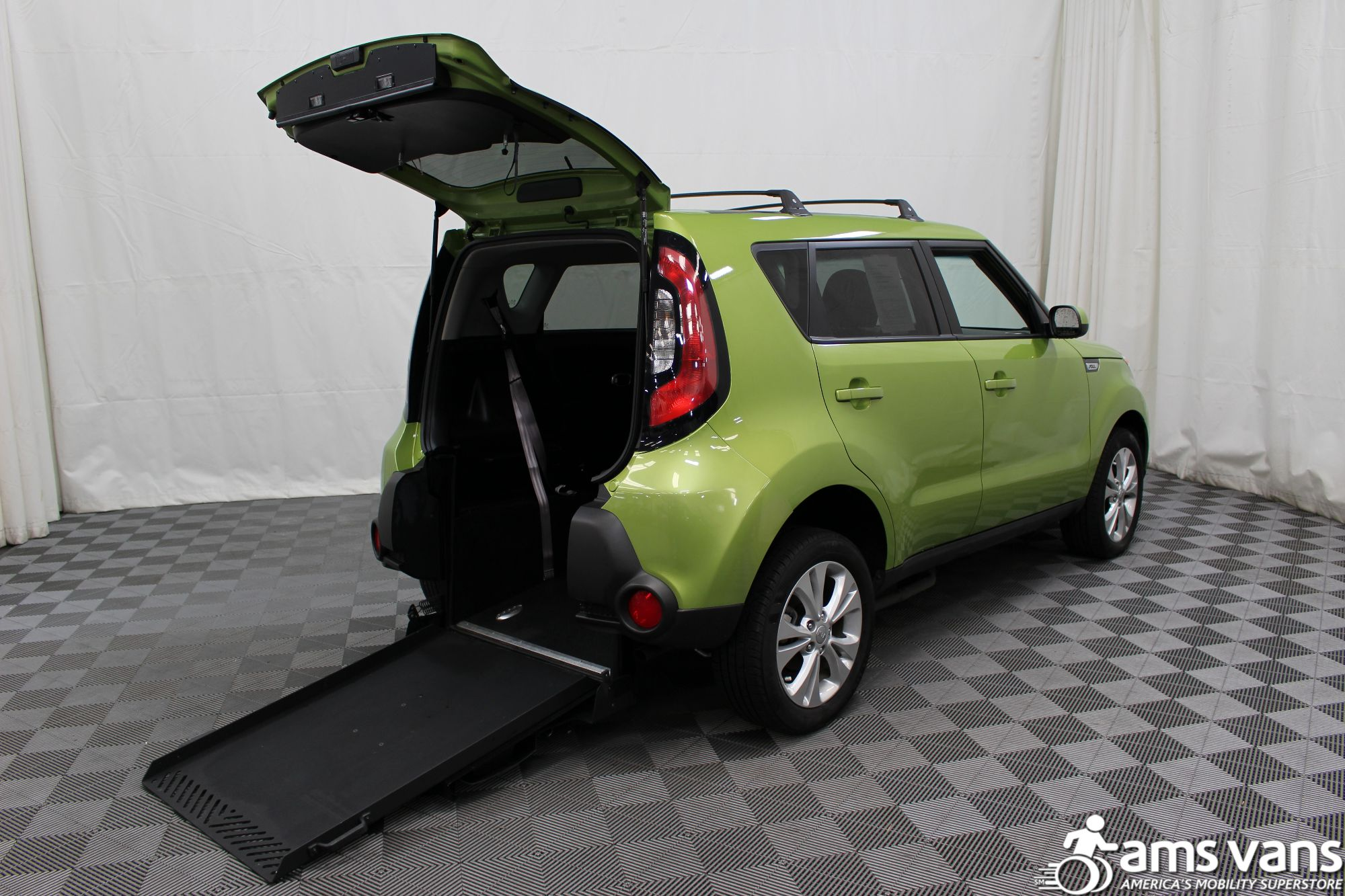 2015 Kia Soul + Wheelchair Van For Sale #1