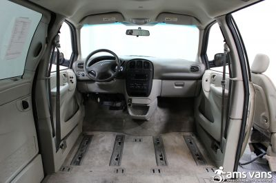 2007 Dodge Grand Caravan Wheelchair Van For Sale -- Thumb #8