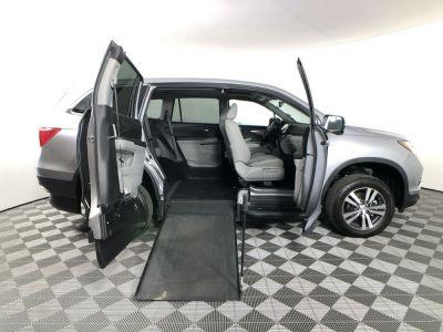 Handicap Van for Sale - 2018 Honda Pilot EX-L w/Navi Wheelchair Accessible Van VIN: 5FNYF5H71JB019921