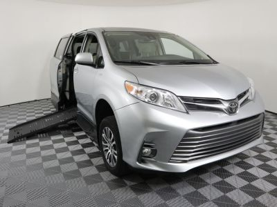 New Wheelchair Van for Sale - 2020 Toyota Sienna XLE Wheelchair Accessible Van VIN: 5TDYZ3DC2LS027295