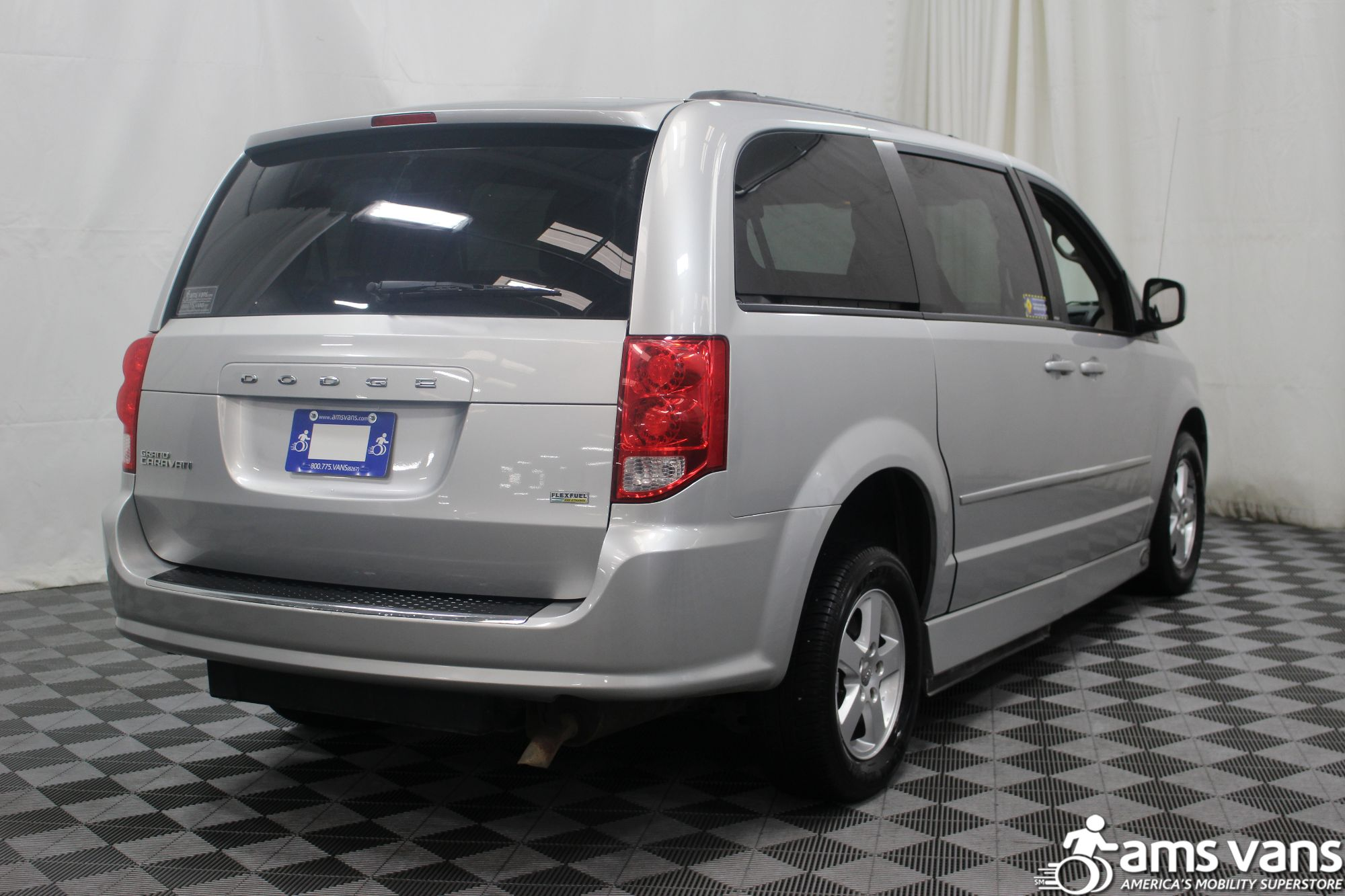 2011 Dodge Grand Caravan Mainstreet Wheelchair Van For Sale #9
