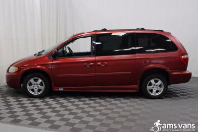 2005 Dodge Grand Caravan Wheelchair Van For Sale -- Thumb #6