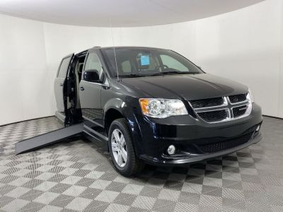 New Wheelchair Van for Sale - 2019 Dodge Grand Caravan SXT Wheelchair Accessible Van VIN: 2C4RDGCG4KR772720