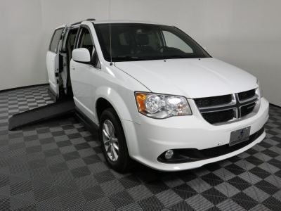 New Wheelchair Van for Sale - 2019 Dodge Grand Caravan SXT Wheelchair Accessible Van VIN: 2C4RDGCG6KR689371