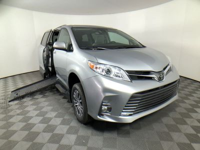 New Wheelchair Van for Sale - 2020 Toyota Sienna XLE Wheelchair Accessible Van VIN: 5TDYZ3DC1LS037039