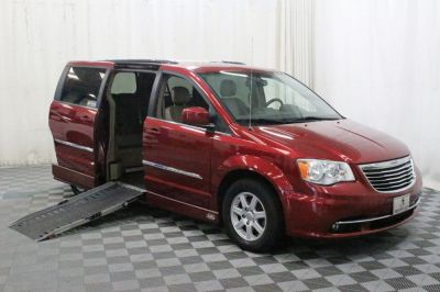 Used Wheelchair Van for Sale - 2012 Chrysler Town & Country Touring Wheelchair Accessible Van VIN: 2C4RC1BG1CR400495