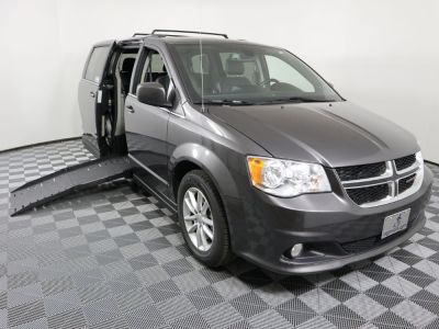 New Wheelchair Van for Sale - 2019 Dodge Grand Caravan SXT Wheelchair Accessible Van VIN: 2C4RDGCG7KR646416