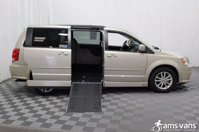 2013 Dodge Grand Caravan Wheelchair Van For Sale -- Thumb #2