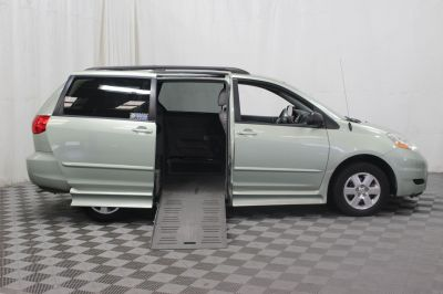 Used 2010 Toyota Sienna LE Wheelchair Van