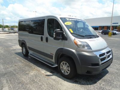 Gray Ram ProMaster Cargo image number 4