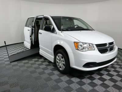 Handicap Van for Sale - 2019 Dodge Grand Caravan SE Wheelchair Accessible Van VIN: 2C7WDGBG3KR784431