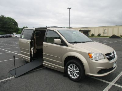 a096760396 Used 2015 Dodge Grand Caravan SXT (New Conversion)
