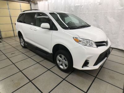 New Wheelchair Van for Sale - 2020 Toyota Sienna LE Mobility Wheelchair Accessible Van VIN: 5TDKZ3DC5LS071488