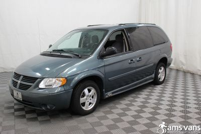2007 Dodge Grand Caravan Wheelchair Van For Sale -- Thumb #17