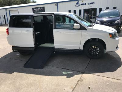 New Wheelchair Van for Sale - 2019 Dodge Grand Caravan SXT Wheelchair Accessible Van VIN: 2C7WDGCG7KR796189