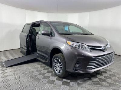 New Wheelchair Van for Sale - 2020 Toyota Sienna XLE Wheelchair Accessible Van VIN: 5TDYZ3DC5LS086163