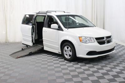 2012 Dodge Grand Caravan Wheelchair Van For Sale