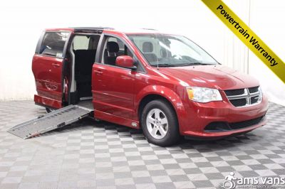 Used 2011 Dodge Grand Caravan Mainstreet Wheelchair Van