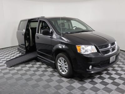 New Wheelchair Van for Sale - 2019 Dodge Grand Caravan SXT Wheelchair Accessible Van VIN: 2C4RDGCG3KR648213