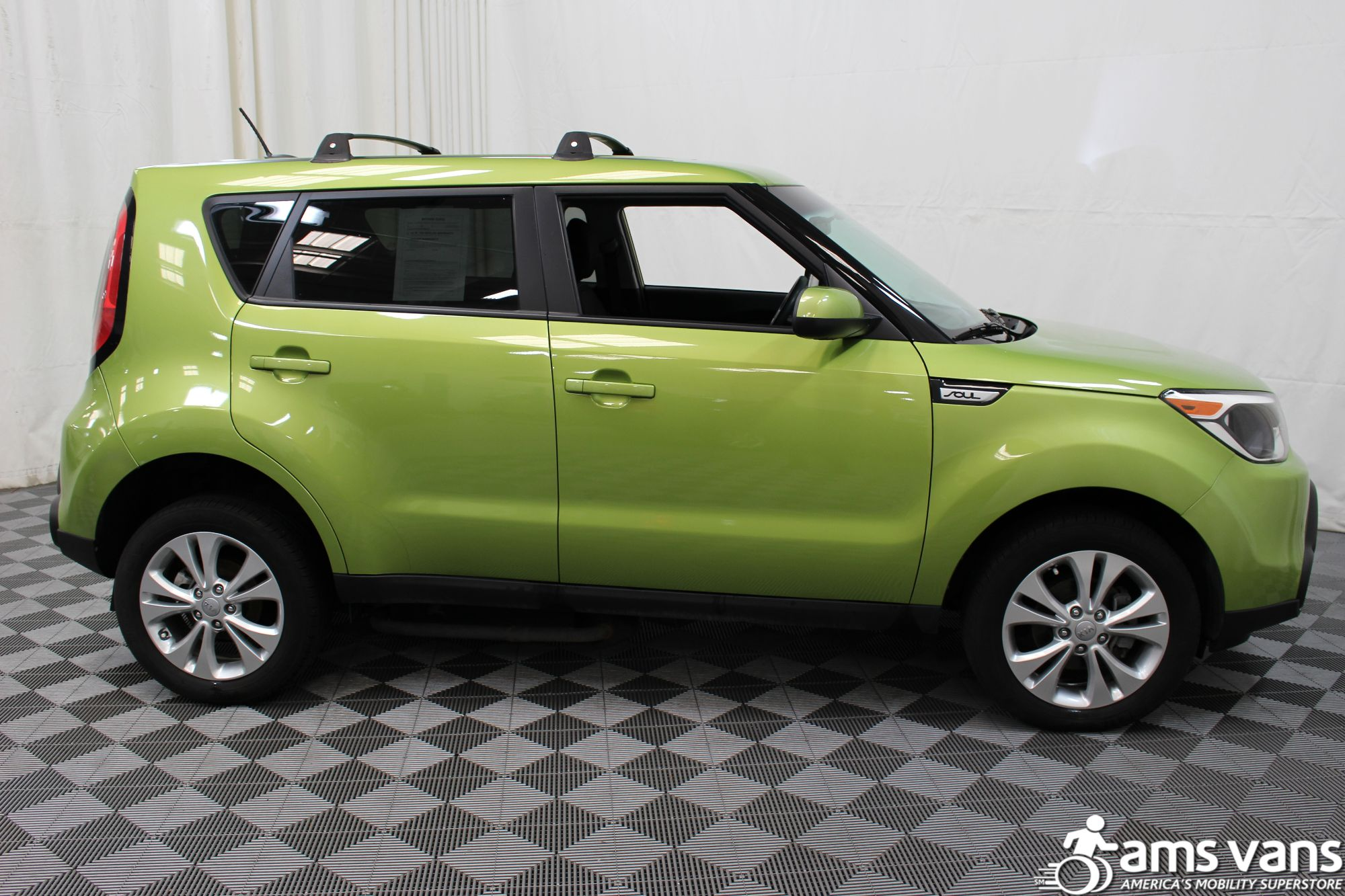 2015 Kia Soul + Wheelchair Van For Sale #8