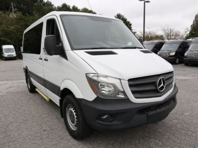New Wheelchair Van for Sale - 2017 Mercedes-Benz Sprinter Passenger 2500 Wheelchair Accessible Van VIN: WDZPE7CD6HP518852