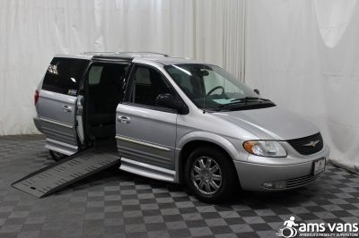 2004 Chrysler Town & Country Wheelchair Van For Sale