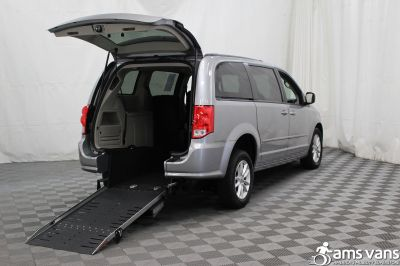 2016 Dodge Grand Caravan Wheelchair Van For Sale