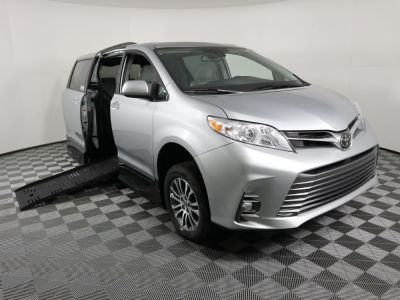New Wheelchair Van for Sale - 2020 Toyota Sienna XLE Wheelchair Accessible Van VIN: 5TDYZ3DC7LS054895