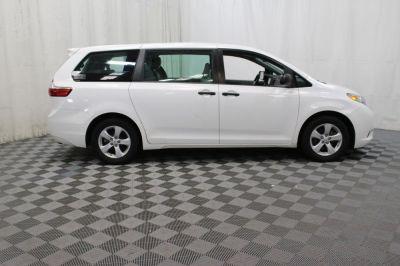 Commercial Wheelchair Vans for Sale - 2016 Toyota Sienna L ADA Compliant Vehicle VIN: 5TDZK3DC4GS703471