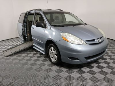Used Wheelchair Van for Sale - 2006 Toyota Sienna . Wheelchair Accessible Van VIN: 5TDZA23CX6S431926