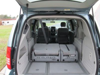 Blue Chrysler Town and Country image number 16