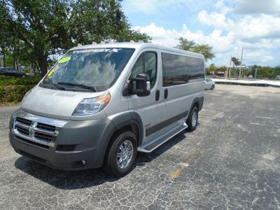 Gray Ram ProMaster Cargo image number 2