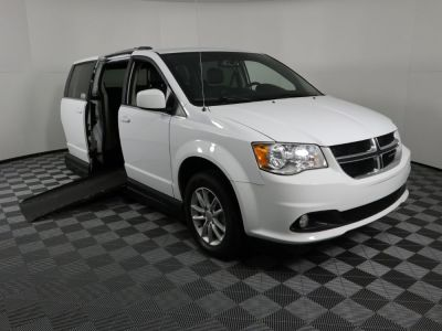 Used Wheelchair Van for Sale - 2018 Dodge Grand Caravan SXT Wheelchair Accessible Van VIN: 2C4RDGCG8JR163189