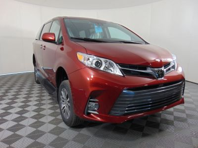 New Wheelchair Van for Sale - 2020 Toyota Sienna XLE Wheelchair Accessible Van VIN: 5TDYZ3DC8LS084147