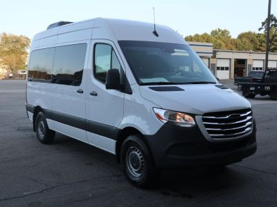 Handicap Van for Sale - 2020 Freightliner Sprinter 2500 Wheelchair Accessible Van VIN: W2Z4EFHY6LT028415