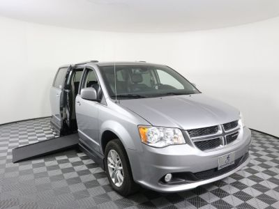 New Wheelchair Van for Sale - 2019 Dodge Grand Caravan SXT Wheelchair Accessible Van VIN: 2C4RDGCG8KR611643