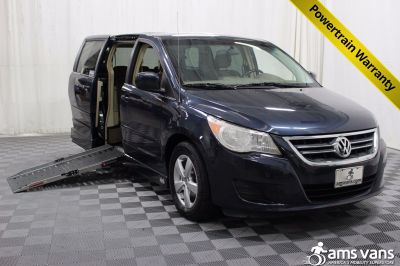 2009 Volkswagen Routan Wheelchair Van For Sale