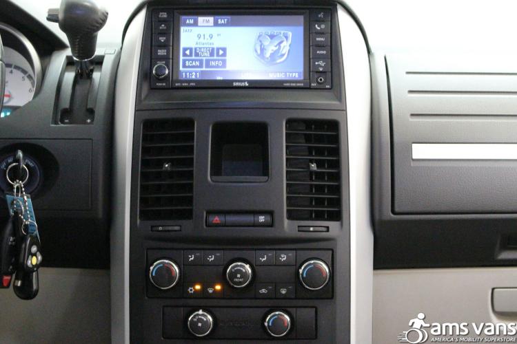 2008 Dodge Grand Caravan SXT Wheelchair Van For Sale #26